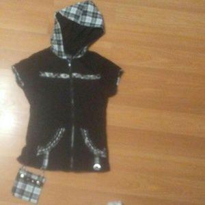 Tripp hooded shirt